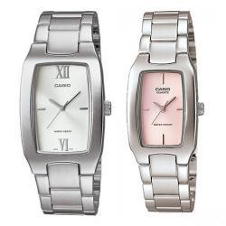 Si buscas Reloj Casio Mtp1165 + Ltp1165 Pareja Cristal Mineral - Cfmx puedes comprarlo con CFMX está en venta al mejor precio