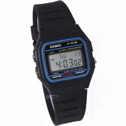 3 Piezas - Reloj Casio F91 Retro Vintage-100% Original Cfmx