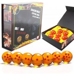 Esferas Del Dragón De Dragon Ball Estuche Original Bandai X