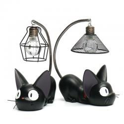 Si buscas Lámpara De Gato Negro Con Luz Led Kawaii Anime Dos Modelos puedes comprarlo con MATERIALESGUTI está en venta al mejor precio
