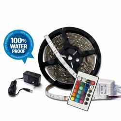 Si buscas Tira Led Rgb 300 Led 2 Piezas Completas Envio Gratis puedes comprarlo con DSHOPMEXICO está en venta al mejor precio
