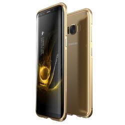 Si buscas Funda Bumper Aluminio Dorado Samsung Galaxy S8 Plus puedes comprarlo con DSHOPMEXICO está en venta al mejor precio