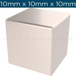 Si buscas Imán De Neodimio Cubo De 10mm X 10mm X 10mm + Envío Gratis puedes comprarlo con IN EXCELSIS NET está en venta al mejor precio