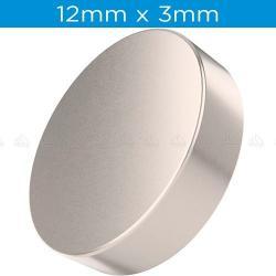 Si buscas 10 Imanes De Neodimio De 12mm X 3mm Disco + Envío Gratis puedes comprarlo con IN EXCELSIS NET está en venta al mejor precio