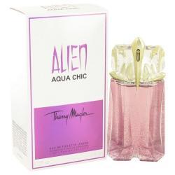Si buscas Perfumes Alien Aqua Chic Dama 60 Ml ¡original Envio Gratis! puedes comprarlo con IMPORTACIONES LOS ANGELES está en venta al mejor precio