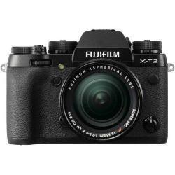 Si buscas Fujifilm X-T2 (Kit 18-55mm) puedes comprarlo con TUBELUXUY está en venta al mejor precio