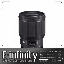 NEW Sigma 85mm f/1.4 DG HSM Art Lens for Canon EF
