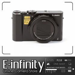 NEW Panasonic Lumix DMC-LX10 Digital Camera