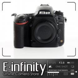 NEW Nikon D750 Digital SLR Camera Body Only Full Frame 24.3 MP