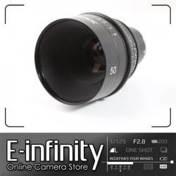 NEW Samyang 50mm T1.5 XEEN Cinema Lens for Sony E-Mount