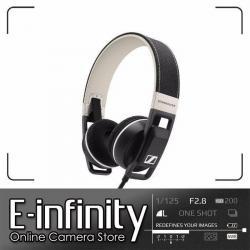 NEW Sennheiser Urbanite On-Ear Earphones (Black, for Apple iOS) (506086)