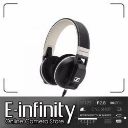 NEW Sennheiser Urbanite XL Over-Ear Headphones (Black, for Android) (506455)
