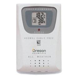 Oregon THGR810 Thermometer & Humidity Sensor with AUST OREGON WARRANTY