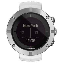 Suunto Kailash SIlver GPS Travel Watch with AUST SUUNTO WARRANTY