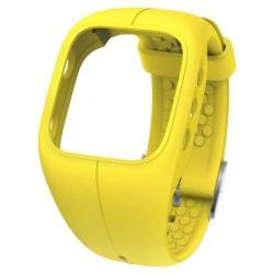 Polar 91054250 A300 Watch Strap (Yellow) with AUST POLAR WARRANTY