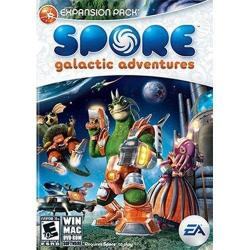 SPORE Galactic Adventures Expansion Pack for PC and Mac, NEW, Australian Stock