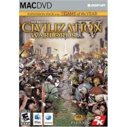 CIVILIZATION IV/4 Warlords Expansion Pack for Mac, NEW! Australian Stock