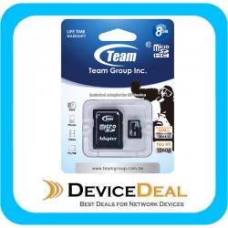 If you are looking Team Group Memory Card microSDHC 8GB, Class 10, 14MB/s Write with SD Adapter you can buy to device-deal, It is on sale at the best price