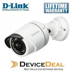 D-Link DCS-4701E Vigilance HD Day & Night Outdoor Mini Bullet PoE Security Camer