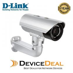 D-LINK DCS-7513 Outdoor Day & Night Network Camera Full HD WDR