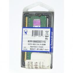 Si buscas Genuine Original KINGSTON KVR1066D3S7/1G Memory NEW SEALED 1GB puedes comprarlo con GRUPODECME está en venta al mejor precio
