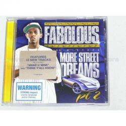 Fabulous, More Street Dreams, Pt 2, The Mixtape, New CD Unsealed