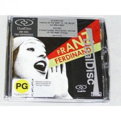 Franz Ferdinand You Could Have It So Much Better Dvd CD Unsealed