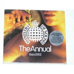 The Annual, Ministry Of Sound, Ibiza 2002, New 2 CD Unsealed