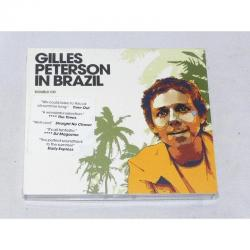Gilles Peterson In Brazil, New Sealed 2CD