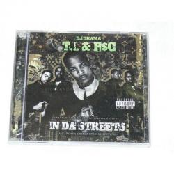 T.I. & P$C, In Da Streets, New CD Unsealed