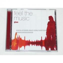 Feel The Music, Gian, New CD Unsealed