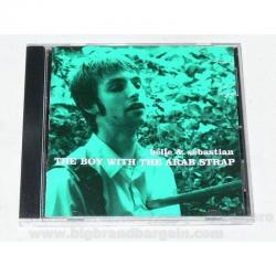Belle & Sebastian, The Boy With The Arab Strap, New CD Unsealed
