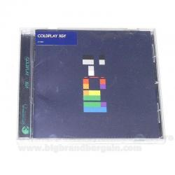 Coldplay X&Y, New CD Unsealed
