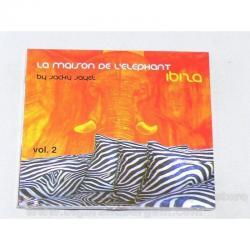 La Maison De L'ElEPhant, Ibiza Jacky Jayet Vol 2 New CD Unsealed