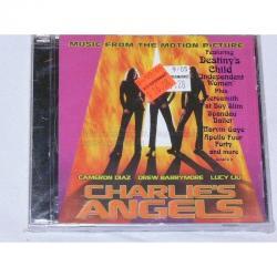 Charlie'S Angels, Soundtrack, New, CD Unsealed