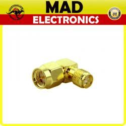 Si buscas SMA Male to SMA Female Converter Plug Right Angle RF Adapter Connector 90 degree puedes comprarlo con COMPU-XONIK está en venta al mejor precio