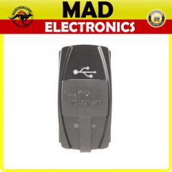 If you are looking 2 Port USB Charger Panel Mount 3.1A Output 12/24VDC You can buy it now, it is for sale Australia