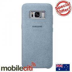Si buscas Samsung Galaxy S8 Alcantara Back Cover - Mint puedes comprarlo con SLIM_COMPANY está en venta al mejor precio