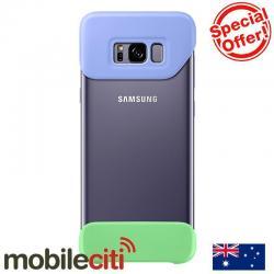 Si buscas Samsung Galaxy S8+ 2 Piece Back Cover - Violet puedes comprarlo con SLIM_COMPANY está en venta al mejor precio