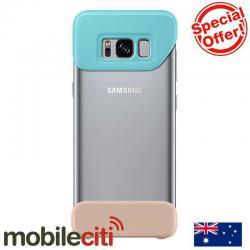 Si buscas Samsung Galaxy S8 2 Piece Back Cover - Mint puedes comprarlo con SLIM_COMPANY está en venta al mejor precio