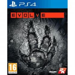 EVOLVE PS4 Brand New & Sealed