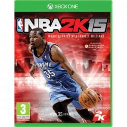 NBA 2K15 Xbox One XB1 Brand New & Sealed