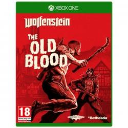 Wolfenstein The Old Blood Xbox One Brand New & Sealed