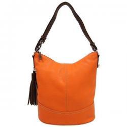 Sassy Duck Alana Shoulder Bag Orange 1803OR