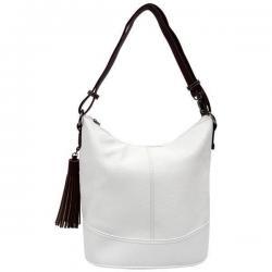 Sassy Duck Alana Shoulder Bag White 1803W