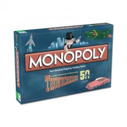If you are looking NEW MONOPOLY BOARD GAME THUNDERBIRDS RETRO 50 YEARS LIMITED EDITION 178777-0 you can buy to nicolestoysgifts, It is on sale at the best price