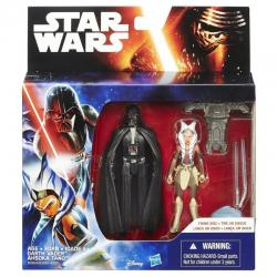 If you are looking NEW HASBRO STAR WARS 2 PACK SPACE MISSION DARTH VADER AHSOKA TANO ACTION FIGURE you can buy to nicolestoysgifts, It is on sale at the best price