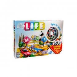Si buscas NEW HASBRO THE GAME OF LIFE BOARD GAME - SPIN TO WIN - 04000 puedes comprarlo con MCKTOYS está en venta al mejor precio