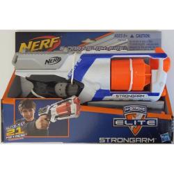 NEW HASBRO NERF N-STRIKE ELITE STRONGARM A0710