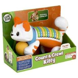 NEW LEAP FROG COUNT AND CRAWL KITTY 19331